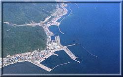 小湊漁港東滝、間木地区保管庫