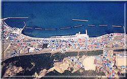清水川漁港