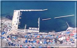 清水川漁港(口広分港)